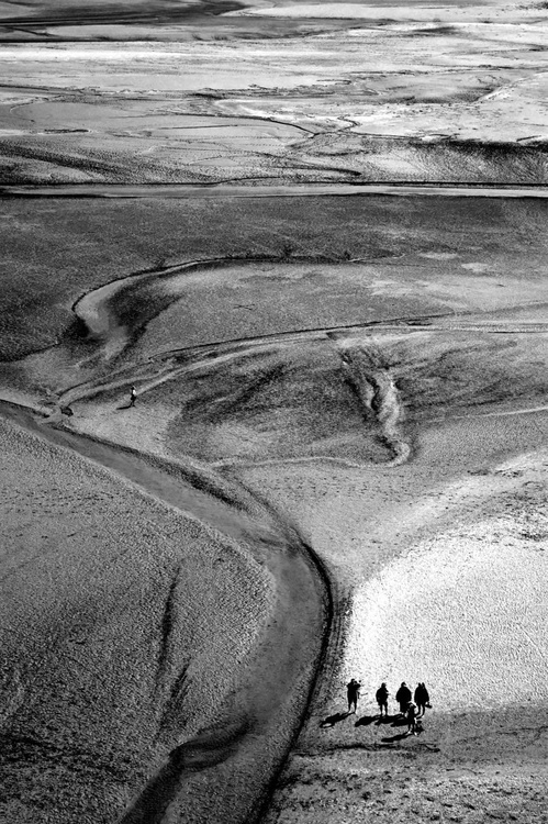 The sands of the Mont St Michel - Lost - Image 0