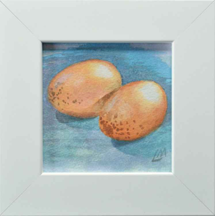 Framed Eggs
