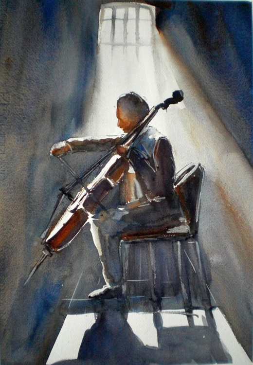 the musician - Image 0