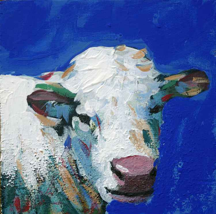 Feral Cow 3 -