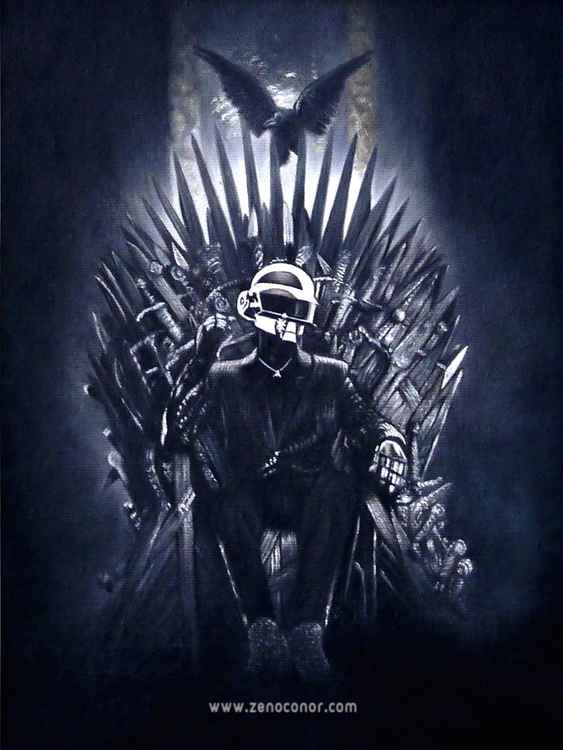 Daft Punk (IRON THRONE)