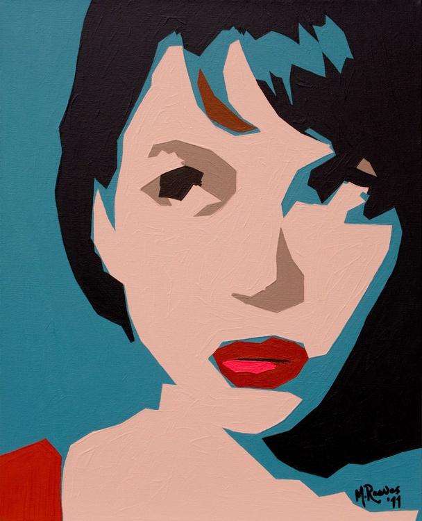 Portrait of Norah Jones - Image 0