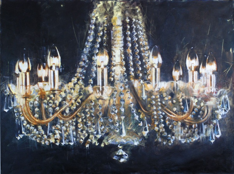 The second chandelier - Image 0