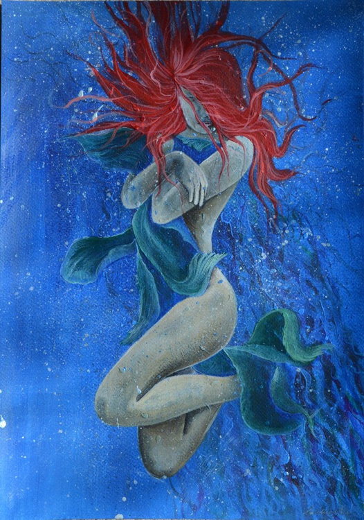 Underwater Haute Couture - Image 0