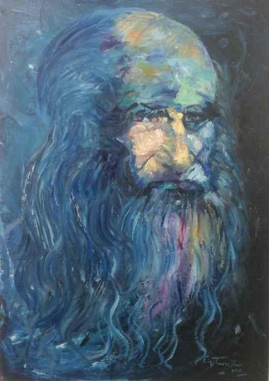 Portrait:  Leonardo di ser Piero da Vinci (1452-1519) -