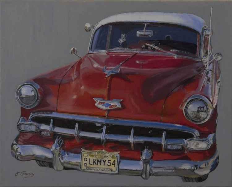 54 Chevy -