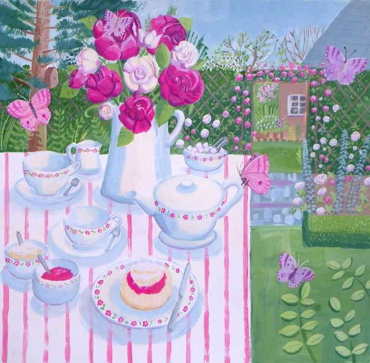 Cream Tea -