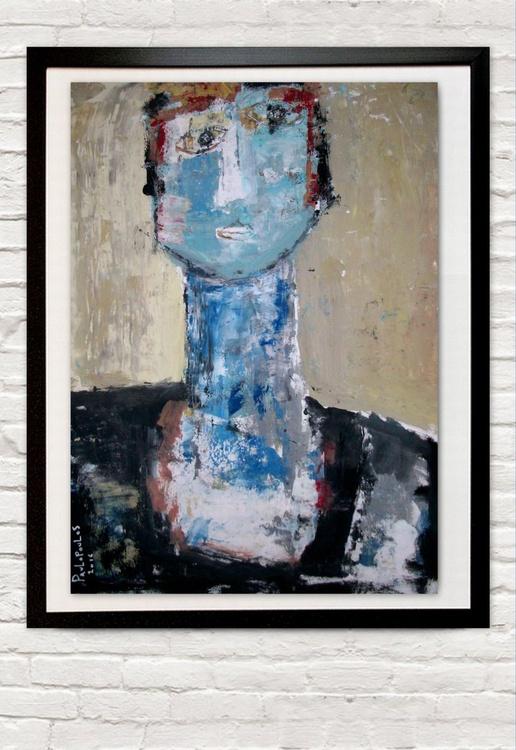 Woman Abstract # 102 - Image 0