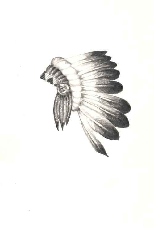 Indian Headdress -