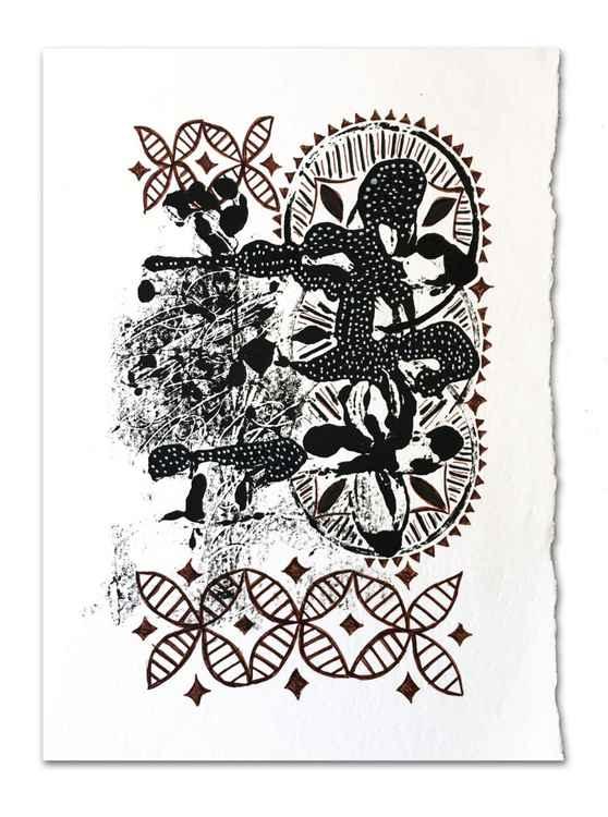 oceania pattern -