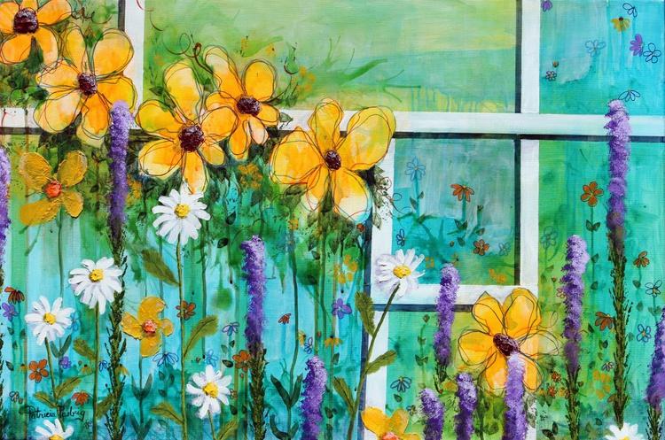 Flower Ladder - Image 0