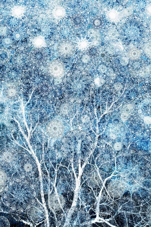 Canopy of Snow (Ltd Edition of only 20 Fine Art Giclee Prints from original artwork.) - Image 0