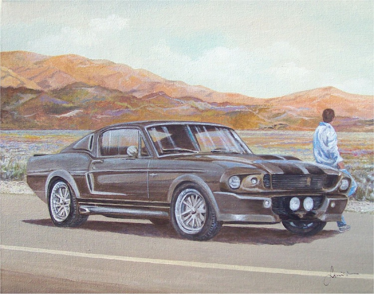 1967 Ford Mustang Fastback - Image 0
