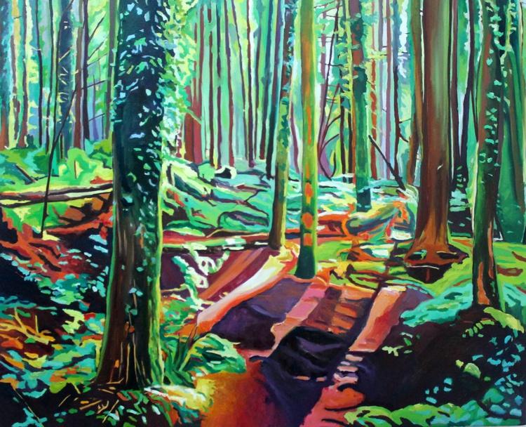 Light Coloured Pinewood - Image 0