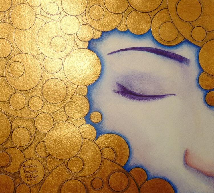 """"""" golden circles """" - Image 0"""