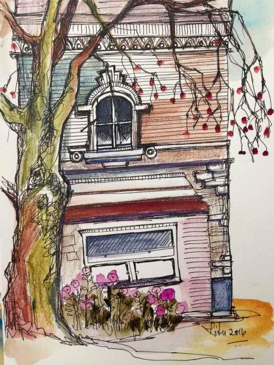 Old cottage -