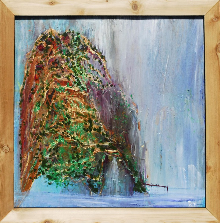 """Pay Homage to the Summit """"Reclaim my art series"""" - Image 0"""