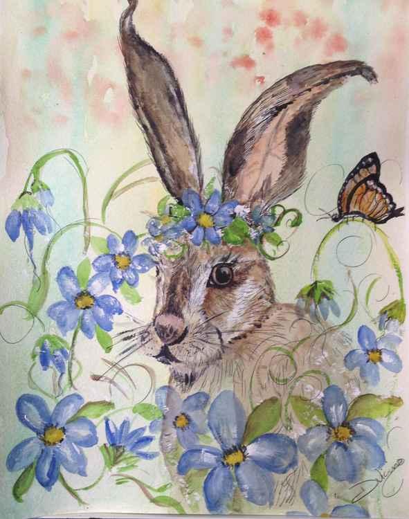 Spring Rabbit -