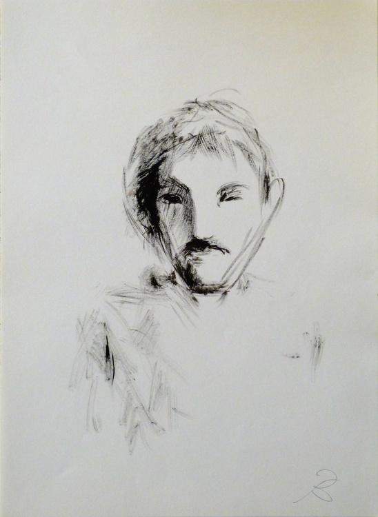 Portrait #7, 29x41 cm - Image 0