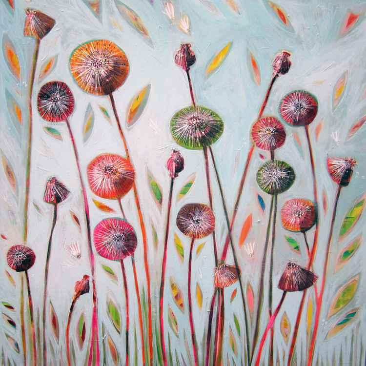 Dandelion Blue -