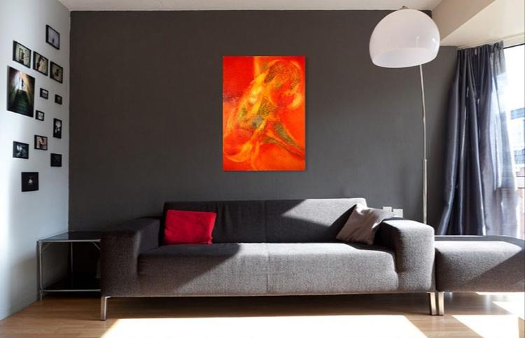 Metafigure #24, 100x73 cm - Image 0