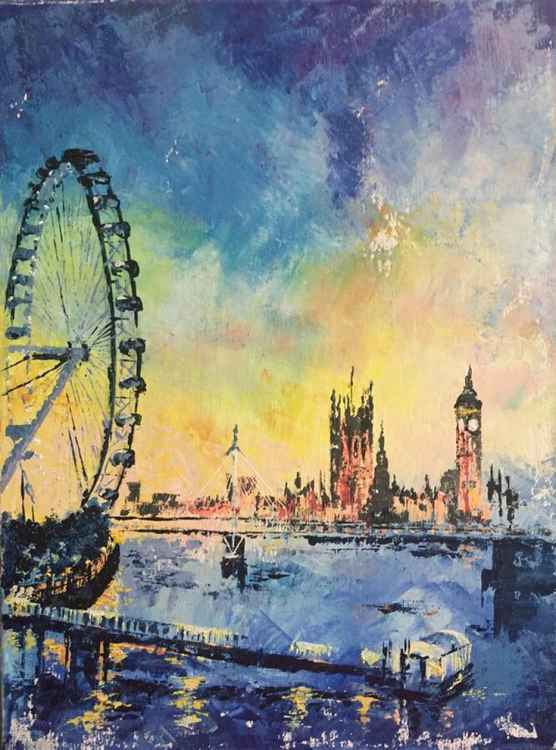 Parliament and the Eye -