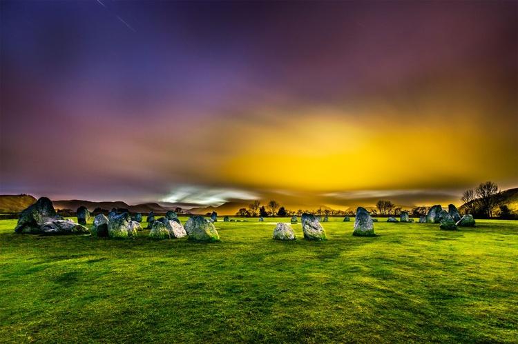 Night Magic at Castlerigg - Image 0