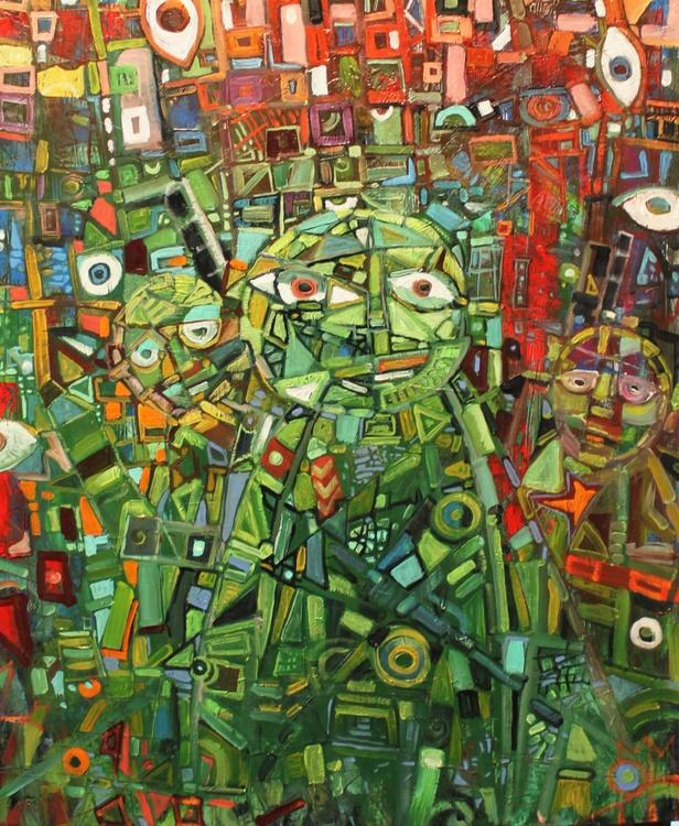 Green People - Image 0