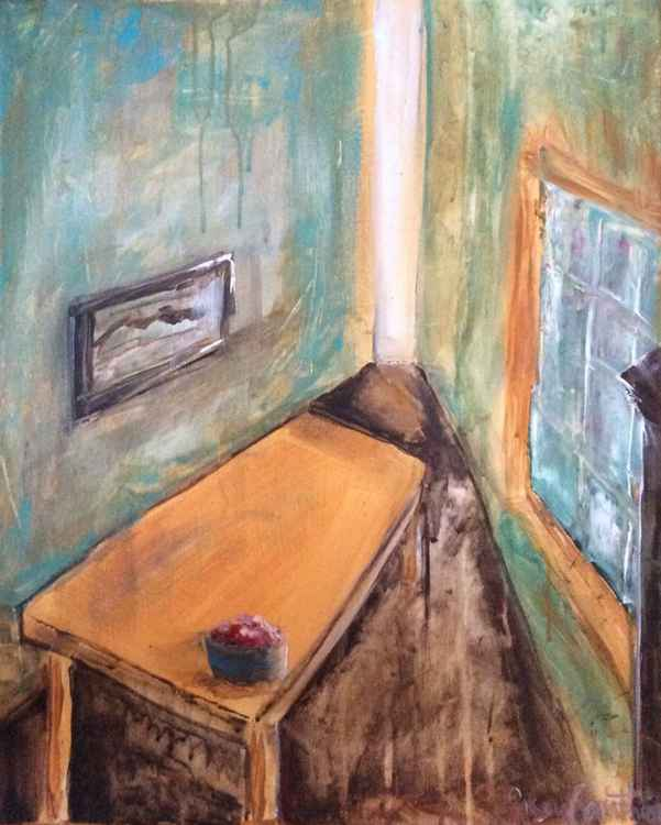 The Yellow Table -