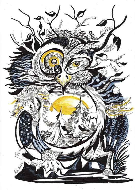 Owl-light -