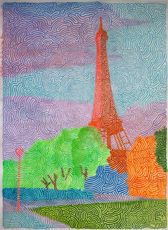 Paris, Eiffel tower - Image 0
