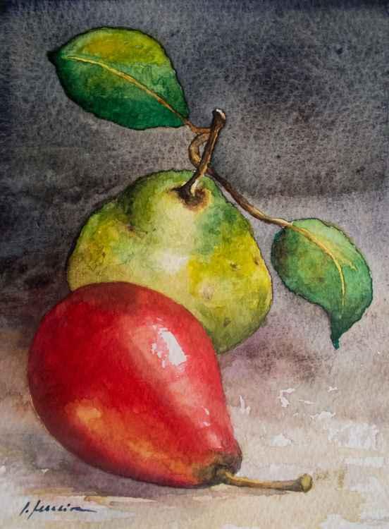 Two pears III