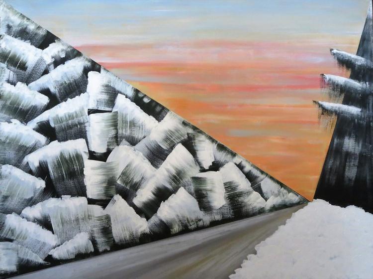 Winter road - Image 0