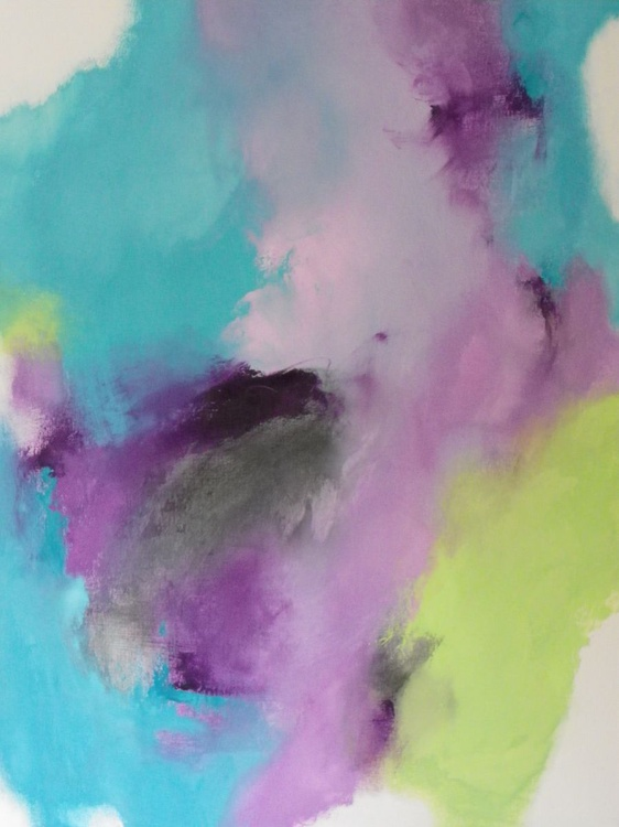 Summer Series Softly - Softly Lime, Lilac & Turquoise - Image 0