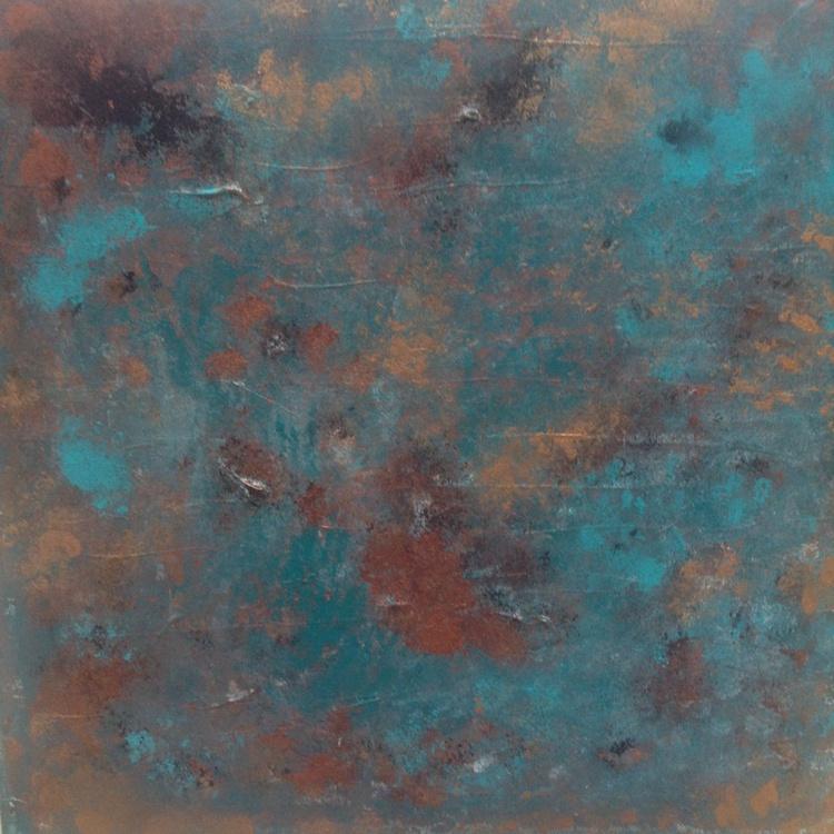 Aqua Copper I - Image 0