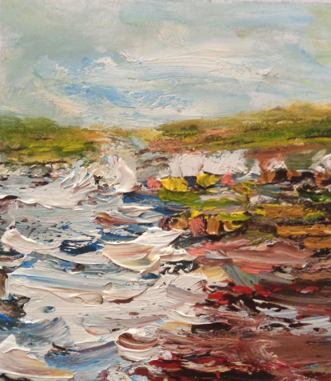A windy day on Anglesey - Image 0
