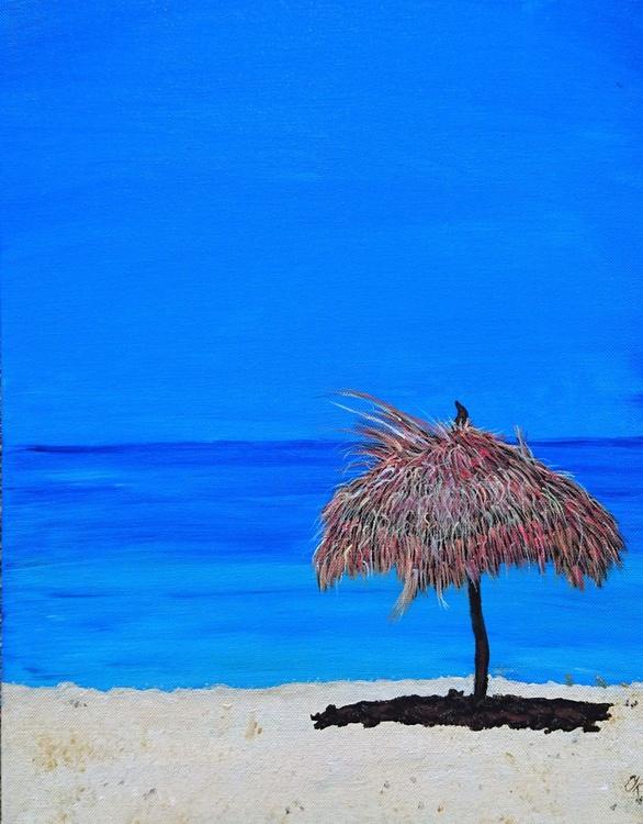 Tropical Beach Hut - Image 0