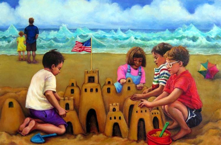 Sand Castle - Image 0