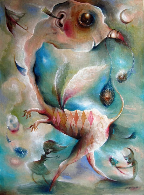"""Runaway of a gentle soul"" - Image 0"