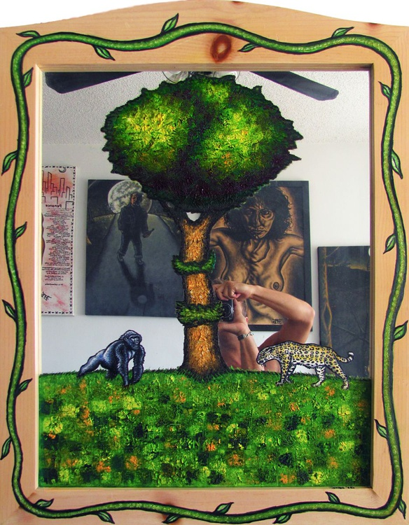 """""""The Last Tree In The Jungle"""" - Image 0"""