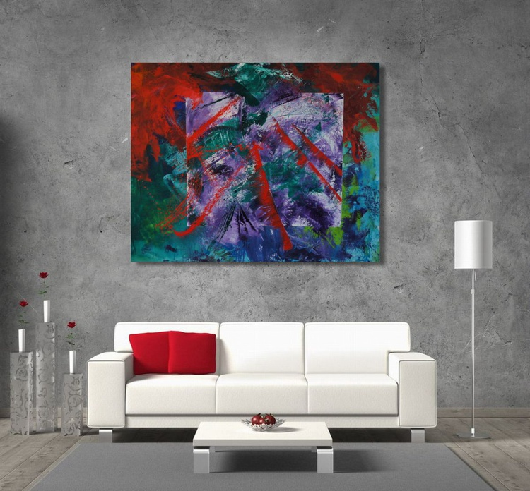Hungarian Spice (100 x 80 cm) - Image 0
