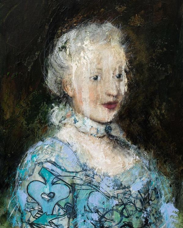 Portrait of Marie - Image 0