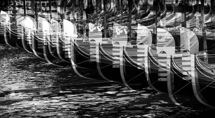 Gondola's - Venice