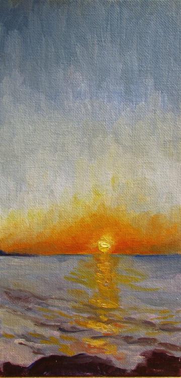 Late Summer, Sunset. - Image 0