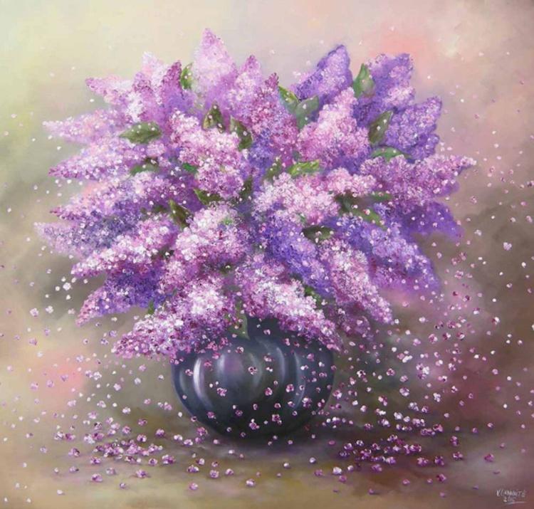 Lilacs Blooming - Image 0