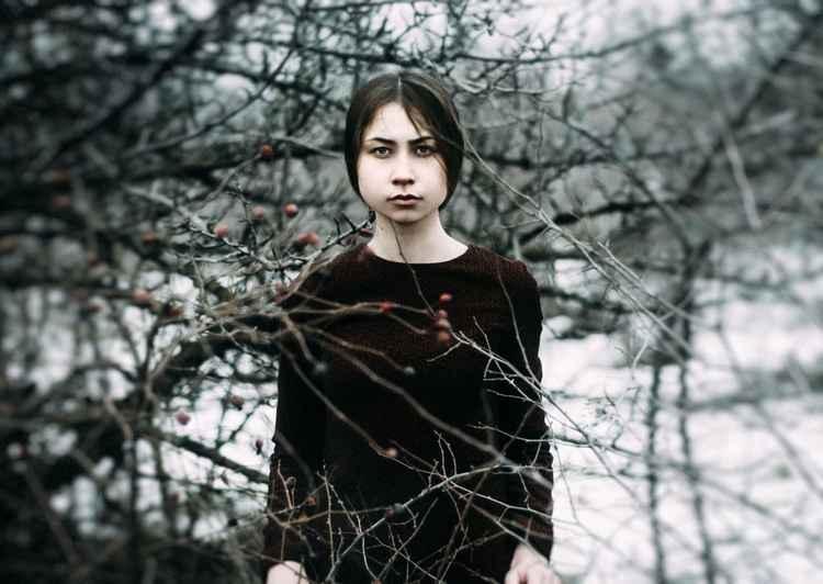 Galiya. Russian winter. Limited Edition 1 of 10