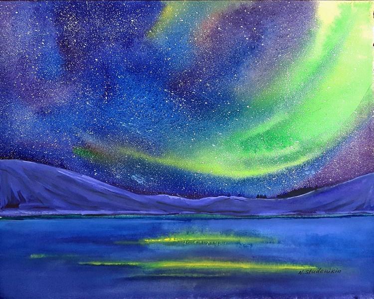 Icelandic Night - Image 0
