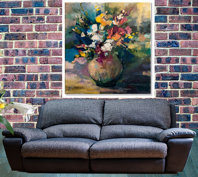 'Summer in bloom' - Image 0