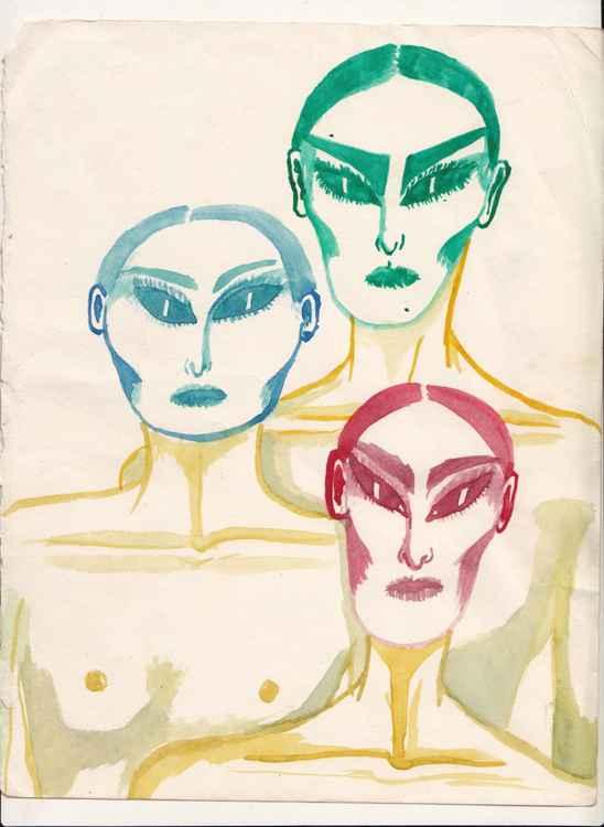 3 Sisters -