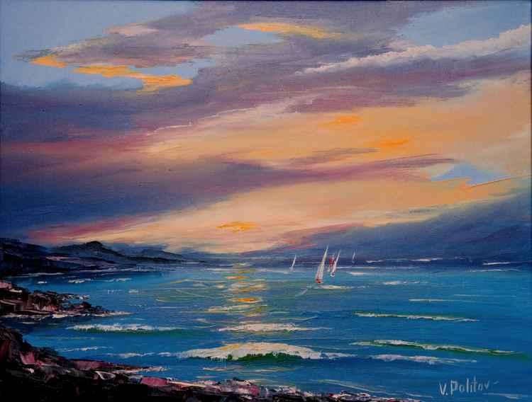 """The Evening Breeze """